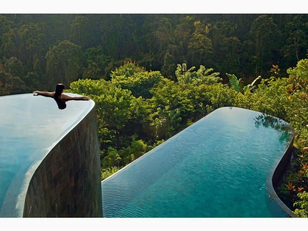 Top bể bơi vô cực đẹp nhất châu Á: Một khách sạn ở Cam Ranh được vinh danh, không thua kém đại diện từ Bali hay Maldives - Ảnh 6.