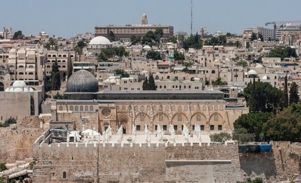 Cháy nhà thờ Hồi giáo hơn 2.000 năm tuổi cùng thời điểm hỏa hoạn xảy ra tại Nhà thờ Đức Bà Paris - Ảnh 2.