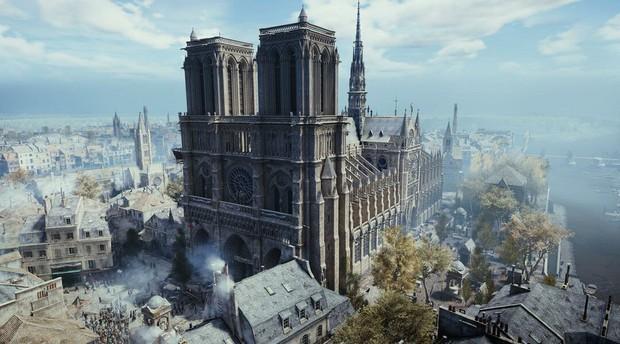 Nhà thờ Đức Bà Paris có thể được phục dựng nhờ game vì đồ họa quá đẹp và chân thật - Ảnh 1.