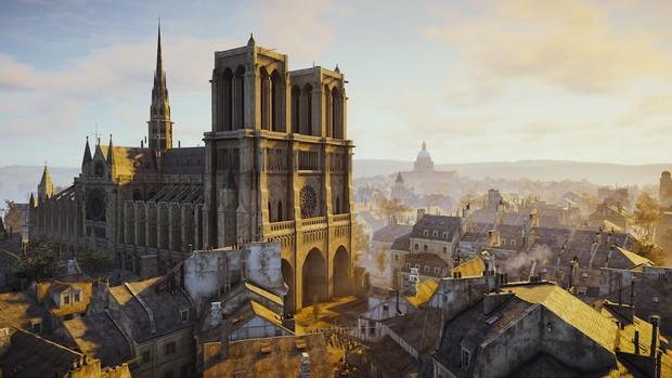 Nhà thờ Đức Bà Paris có thể được phục dựng nhờ game vì đồ họa quá đẹp và chân thật - Ảnh 3.