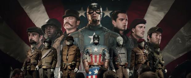Xúc động với clip siêu hoành tráng tái hiện 11 năm của fan siêu anh hùng Marvel - Ảnh 4.