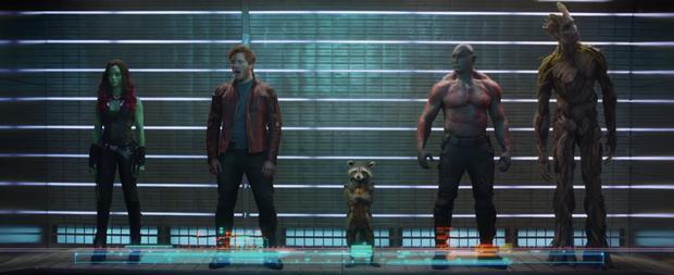 Xúc động với clip siêu hoành tráng tái hiện 11 năm của fan siêu anh hùng Marvel - Ảnh 5.