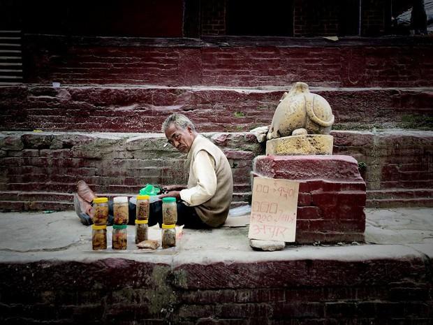 Ngỡ ngàng với một Nepal bình yên và giản dị qua bộ ảnh chụp bằng điện thoại của nhiếp ảnh gia Briman Shrestha - Ảnh 4.