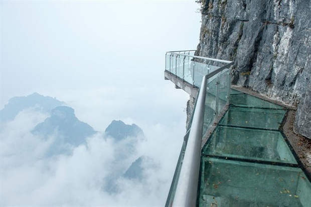 """Thực hư thông tin xuất hiện cây cầu kính nối liền Sa Pa và Lai Châu có tên là Hảo Hán Kiều khiến giới trẻ """"rần rần"""" mấy ngày qua - Ảnh 4."""