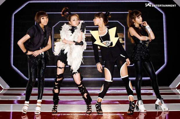 """7 girlgroup Kpop làm rạng danh Hàn Quốc: """"Tường thành"""" và """"nhóm nữ quốc dân thế hệ mới"""" vẫn phải chịu thua BLACKPINK - Ảnh 7."""