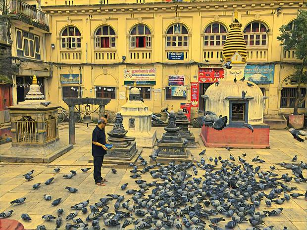 Ngỡ ngàng với một Nepal bình yên và giản dị qua bộ ảnh chụp bằng điện thoại của nhiếp ảnh gia Briman Shrestha - Ảnh 20.