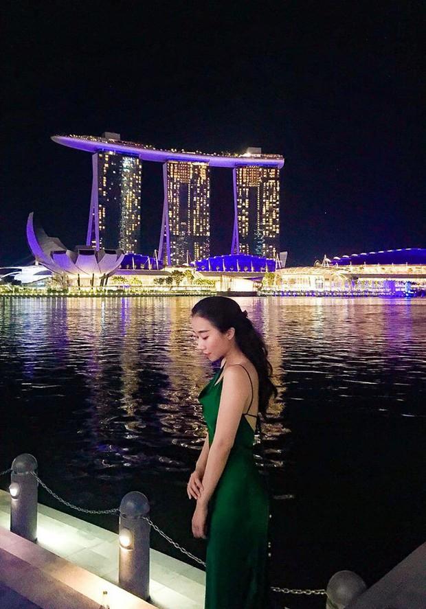 Đứng hình 5s với loạt background bảy sắc cầu vồng trong bộ ảnh du lịch Singapore của cô bạn người Việt xinh như hotgirl  - Ảnh 11.