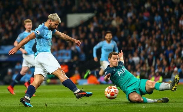 Man City 4-3 Tottenham (chung cuộc 4-4): Đội của Son Heung-min vào bán kết sau trận cầu hấp dẫn bậc nhất lịch sử Champions League - Ảnh 1.