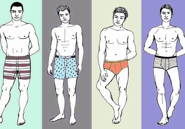 Sử dụng quần lót hợp lí cũng là cách để yêu thương cậu nhỏ của mình - Ảnh 1.