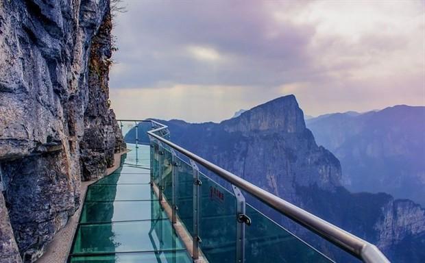 """Thực hư thông tin xuất hiện cây cầu kính nối liền Sa Pa và Lai Châu có tên là Hảo Hán Kiều khiến giới trẻ """"rần rần"""" mấy ngày qua - Ảnh 6."""