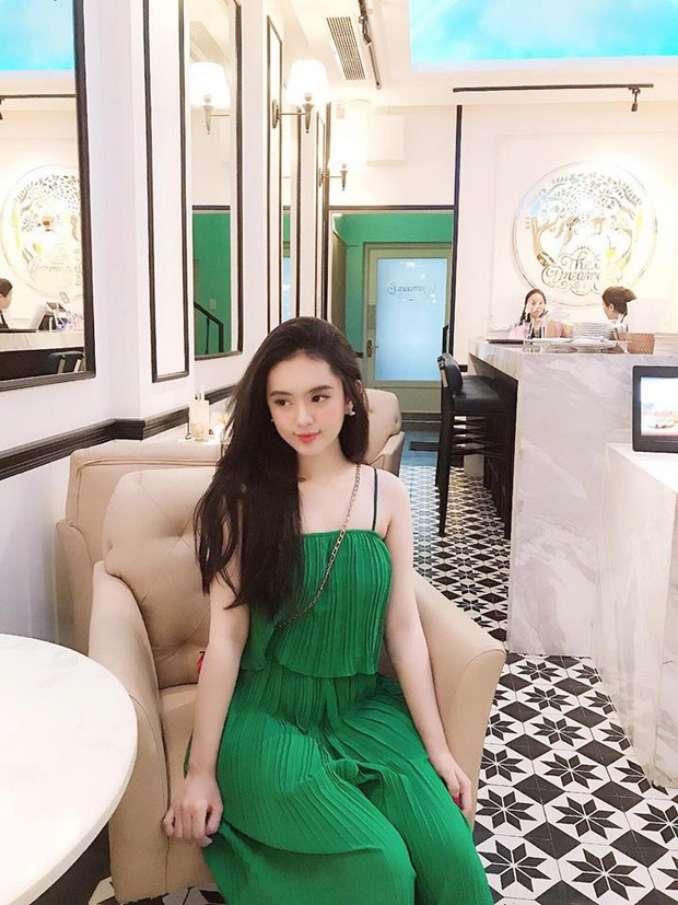 Bản đồ gái xinh thế hệ mới của ĐH Tôn Đức Thắng: Chiều cao chạm mốc 1m7, style cá tính hay nàng thơ gì cũng có - Ảnh 5.