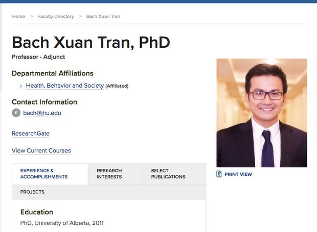 Phó Giáo sư trẻ nhất Việt Nam trở thành Giáo sư một trường Đại học lớn tại Mỹ ở tuổi 35 - Ảnh 1.