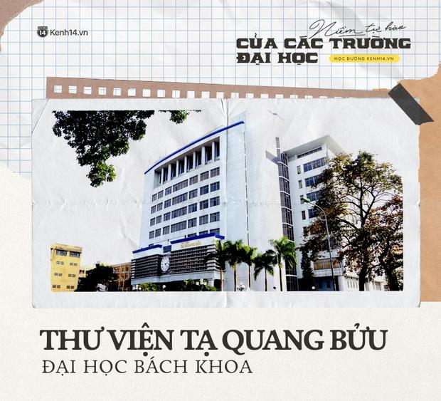 Danh sách những trường Đại học đẹp, xịn nhất Việt Nam với những biểu tượng tự hào bất diệt ai cũng biết đến - Ảnh 1.