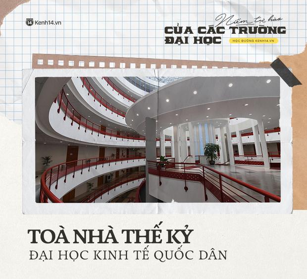 Danh sách những trường Đại học đẹp, xịn nhất Việt Nam với những biểu tượng tự hào bất diệt ai cũng biết đến - Ảnh 3.