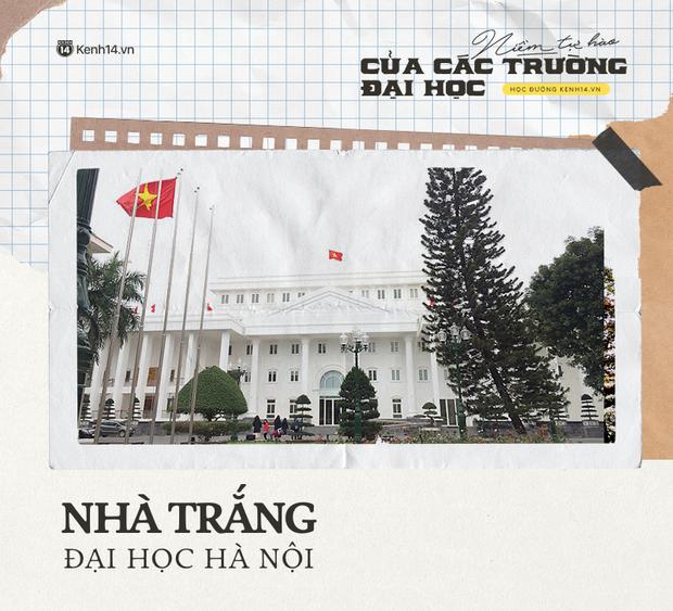 Danh sách những trường Đại học đẹp, xịn nhất Việt Nam với những biểu tượng tự hào bất diệt ai cũng biết đến - Ảnh 7.