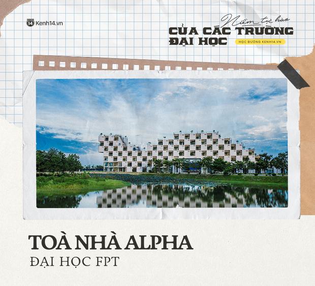 Danh sách những trường Đại học đẹp, xịn nhất Việt Nam với những biểu tượng tự hào bất diệt ai cũng biết đến - Ảnh 17.