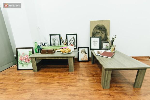 Chuyện tình đẹp mà xót xa của nữ họa sĩ trẻ Hà Nội: Vượt 700km đến với nhau, vừa kết hôn 2 tháng thì phát hiện ung thư - Ảnh 4.