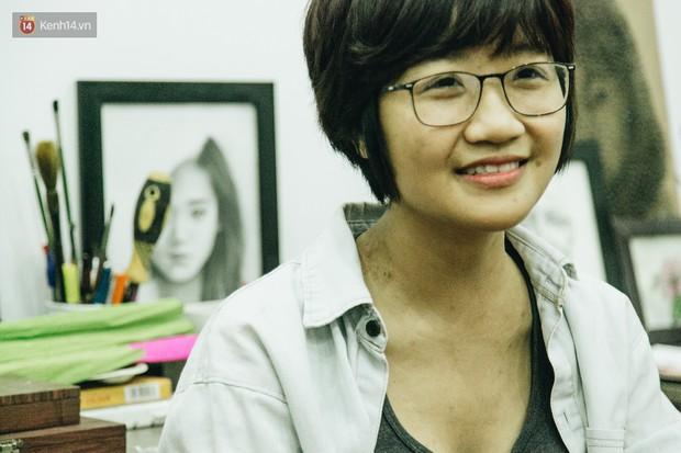 Chuyện tình đẹp mà xót xa của nữ họa sĩ trẻ Hà Nội: Vượt 700km đến với nhau, vừa kết hôn 2 tháng thì phát hiện ung thư - Ảnh 9.