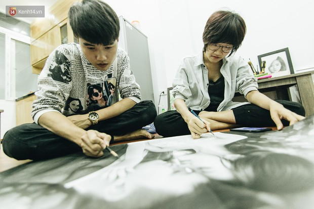 Chuyện tình đẹp mà xót xa của nữ họa sĩ trẻ Hà Nội: Vượt 700km đến với nhau, vừa kết hôn 2 tháng thì phát hiện ung thư - Ảnh 14.