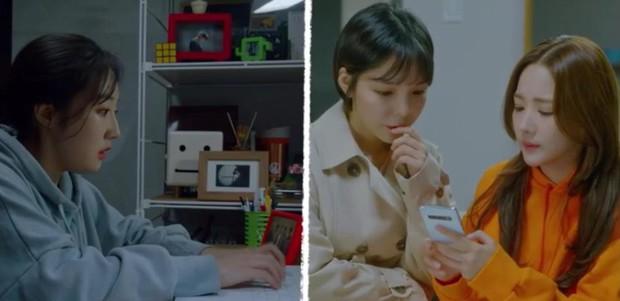 Sướng như Park Min Young, có chủ tịch mặt ngầu đeo tai thỏ làm người tình bình phong trong Her Private Life - Ảnh 16.