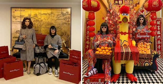 Mẹ và con trai cùng nhau trở thành ngôi sao Instagram vì gu ăn mặc vừa chất vừa siêu hợp rơ - Ảnh 6.