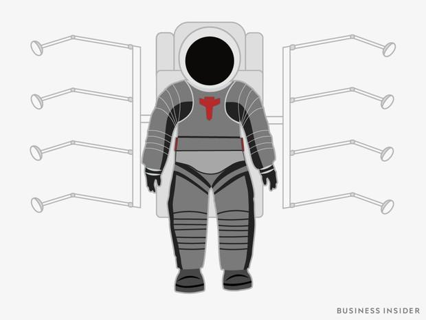 Tại sao áo phi hành gia phải có màu trắng? Hóa ra có một nguyên nhân mang ý nghĩa sống còn đằng sau nó - Ảnh 4.
