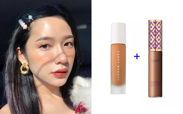 Combo kem nền & kem che khuyết điểm đằng sau làn da hoàn hảo của các cô nàng sành makeup: đắt rẻ song hành, toàn món dễ mua - Ảnh 1.