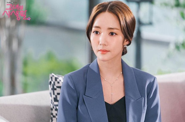 Dù bị không ít người chê, kiểu tóc của Park Min Young vẫn được con gái Hàn thi nhau để theo - Ảnh 3.