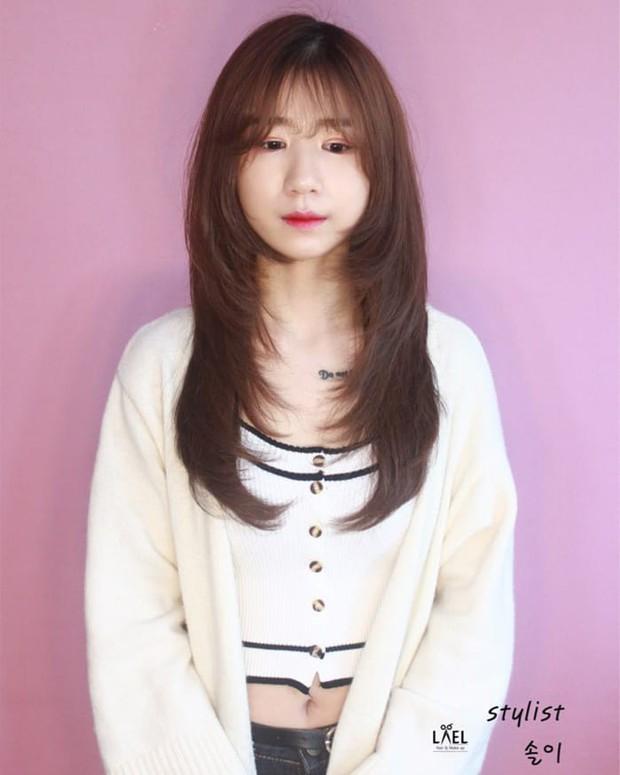 Dù bị không ít người chê, kiểu tóc của Park Min Young vẫn được con gái Hàn thi nhau để theo - Ảnh 9.