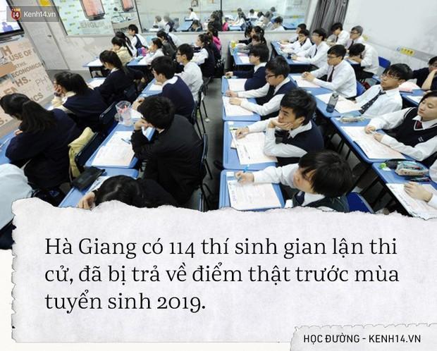 Toàn cảnh bê bối sửa điểm chấn động của 222 thí sinh Hà Giang, Sơn La, Hoà Bình: Thủ khoa rởm đỗ Y Đa khoa, Cảnh sát, Công an - Ảnh 1.
