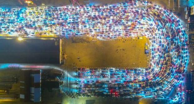 """Những vụ ùn tắc giao thông """"kinh hoàng"""" nhất trong lịch sử thế giới - Ảnh 1."""