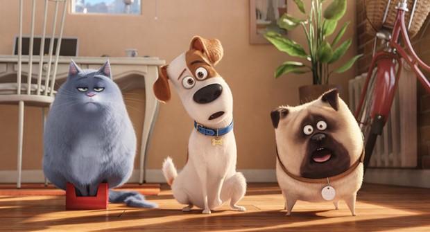 5 bộ phim về những chú boss mà ai xem xong cũng muốn đầu thai làm... cún - Ảnh 1.