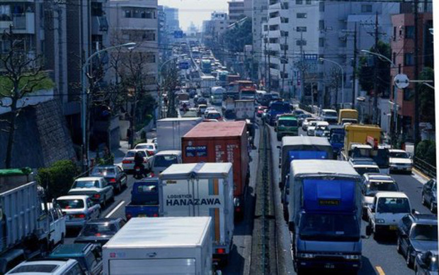 """Những vụ ùn tắc giao thông """"kinh hoàng"""" nhất trong lịch sử thế giới - Ảnh 10."""