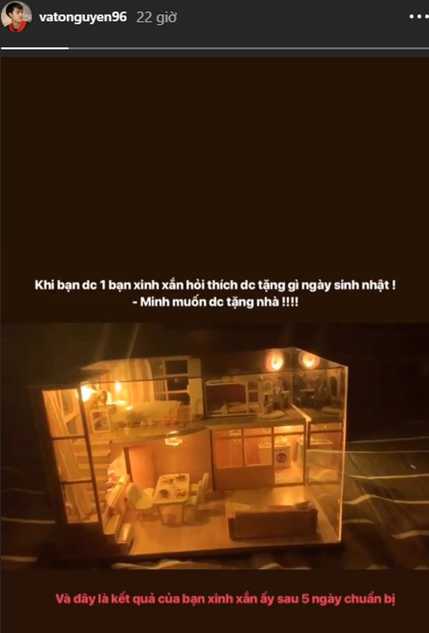 Tình yêu ngọt ngào của cầu thủ Việt: Từ cái kết viên mãn của Hùng Dũng đến ngôi nhà xinh xắn bạn gái tặng Văn Toàn - Ảnh 2.