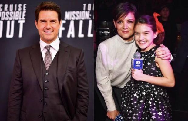 Nhất quyết không gặp mặt Suri, Tom Cruise vẫn thầm lặng thể hiện hành động tình cảm này nhân dịp sinh nhật con gái - Ảnh 2.