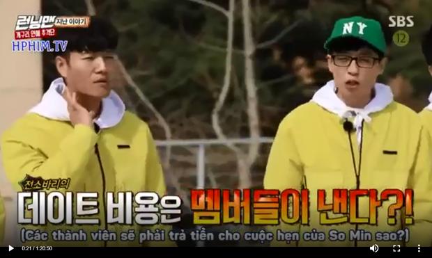 Song Ji Hyo khiến rating Running Man tăng vọt, fan nhắn gửi: Đừng cắt cảnh của mợ nữa nhé! - Ảnh 1.