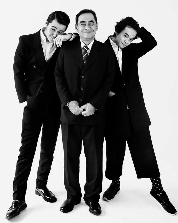 """Kelbin Lei, Tim Phạm và Huyền Baby đã mở ra """"kỷ nguyên mới"""" của chụp ảnh gia đình: Nếu không chất như đi Fashion show thì cũng đẹp như bìa tạp chí - Ảnh 19."""