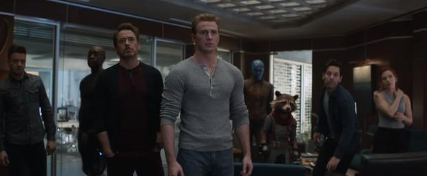 Clip: Endgame lại thả thính Iron Man và Captain America nắm tay nhau ra ngoài vũ trụ - Ảnh 3.