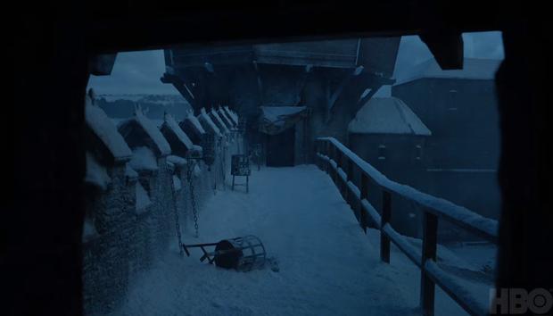 Không chịu thua Endgame, Game of Thrones tung teaser hé lộ Winterfell sẽ thất thủ - Ảnh 2.