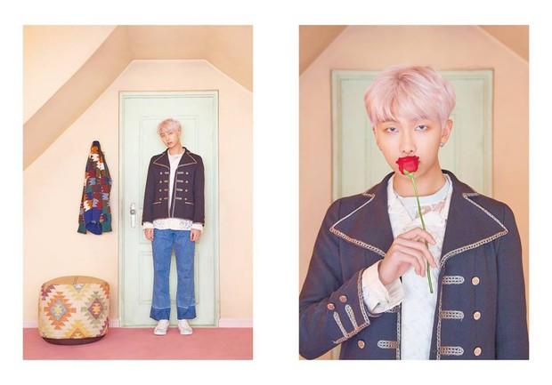 BTS tung thêm ảnh teaser: Một thành viên chơi trội với trang phục già dặn và đôi dép chói hơn mái ngói - Ảnh 5.