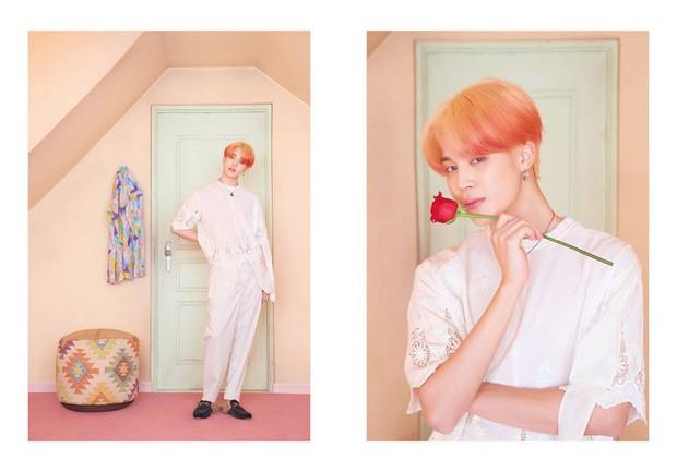 BTS tung thêm ảnh teaser: Một thành viên chơi trội với trang phục già dặn và đôi dép chói hơn mái ngói - Ảnh 8.