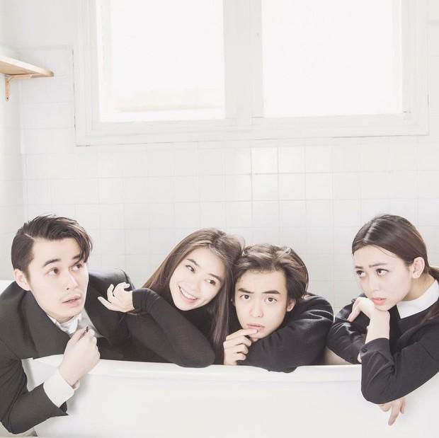 """Kelbin Lei, Tim Phạm và Huyền Baby đã mở ra """"kỷ nguyên mới"""" của chụp ảnh gia đình: Nếu không chất như đi Fashion show thì cũng đẹp như bìa tạp chí - Ảnh 18."""