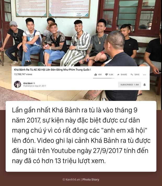 Điểm lại chuỗi thành tích bất hảo của Khá Bảnh: Từ kẻ tù tội đến thần tượng lệch chuẩn của 1 bộ phận dân mạng Việt Nam - Ảnh 9.
