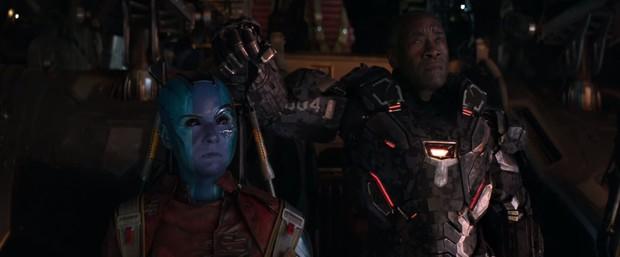 Clip: Endgame lại thả thính Iron Man và Captain America nắm tay nhau ra ngoài vũ trụ - Ảnh 8.