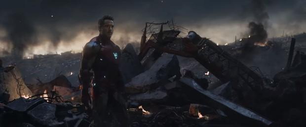 Clip: Endgame lại thả thính Iron Man và Captain America nắm tay nhau ra ngoài vũ trụ - Ảnh 9.