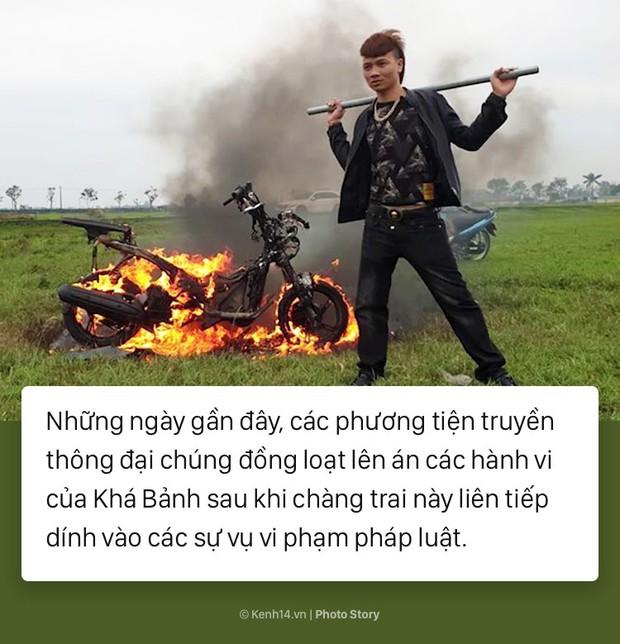 Điểm lại chuỗi thành tích bất hảo của Khá Bảnh: Từ kẻ tù tội đến thần tượng lệch chuẩn của 1 bộ phận dân mạng Việt Nam - Ảnh 15.