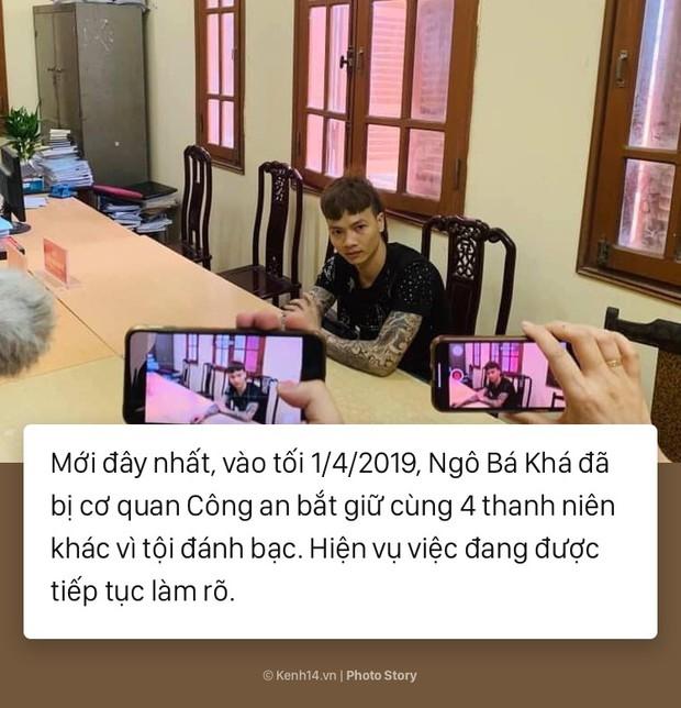 Điểm lại chuỗi thành tích bất hảo của Khá Bảnh: Từ kẻ tù tội đến thần tượng lệch chuẩn của 1 bộ phận dân mạng Việt Nam - Ảnh 17.