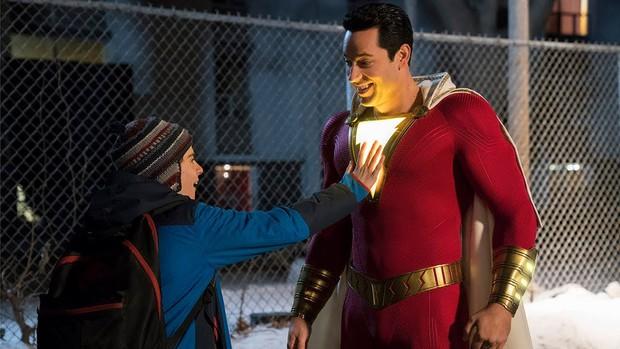 4 lí do Shazam chiếm hết cảm tình của fan DC lẫn dân ngoại đạo - Ảnh 1.