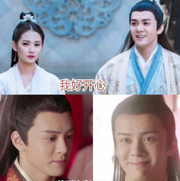 Trương Vô Kỵ gây tranh cãi vì dám... cười trong lễ cưới với Chu Chỉ Nhược - Ảnh 8.