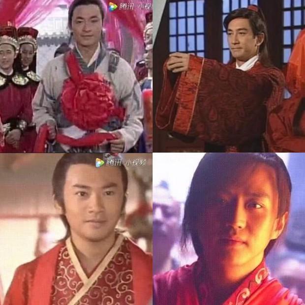 Trương Vô Kỵ gây tranh cãi vì dám... cười trong lễ cưới với Chu Chỉ Nhược - Ảnh 9.
